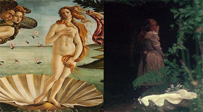 Picnic at Hanging Rock y El Nacimiento de Venus