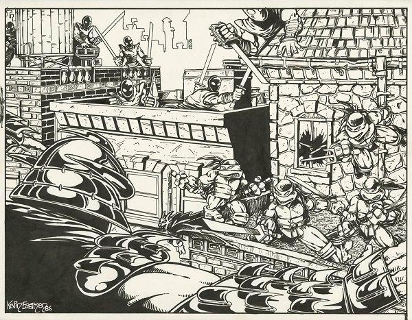 tortugas ninja comic (2)