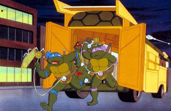 tortugas ninja serie