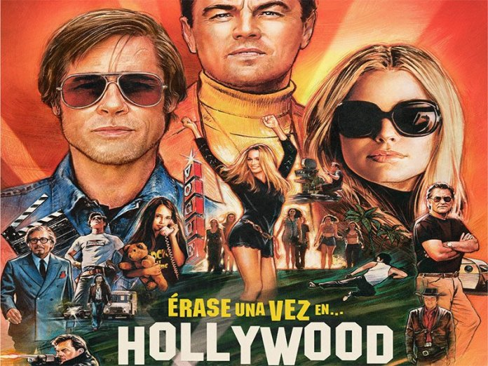 Érase una vez Hollywood
