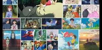 Ghibli Netflix Seis Películas