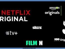 Originales Netflix, Amazon, HBO, Filmin