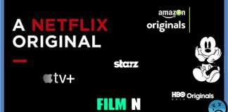 Originales Netflix, Amazon, HBO, Filmin