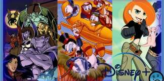 Disney Plus Series animadas