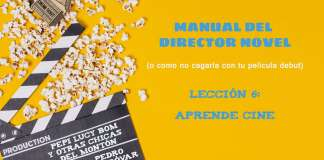 manual director novel 6: aprende cine