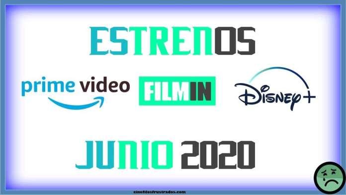 Plataformas Junio 2020