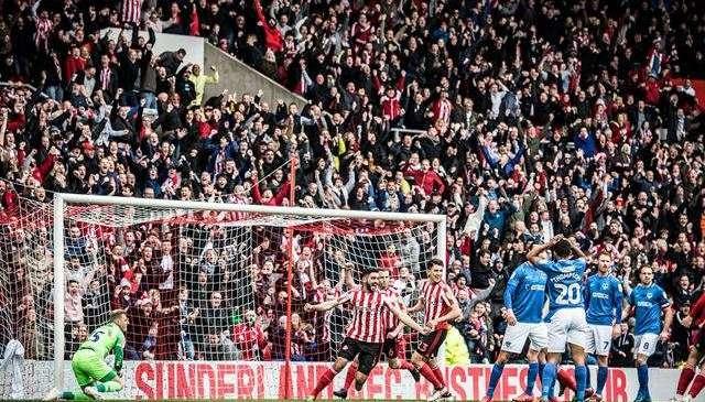 Gol Sunderland