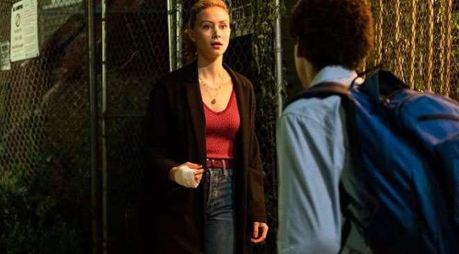 Vampiros Bronx Sarah Gadon