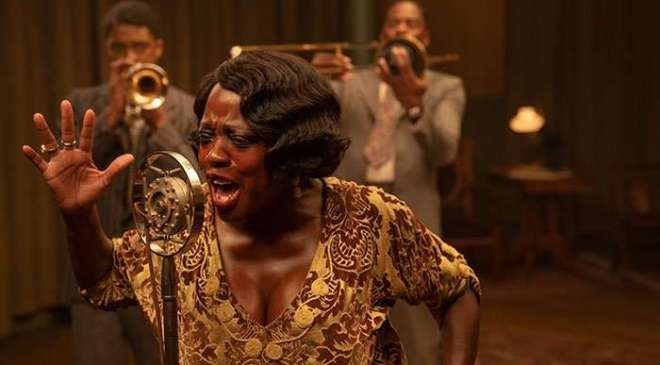 La madre del blues Viola Davis