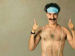 Borat, siguiente película documental