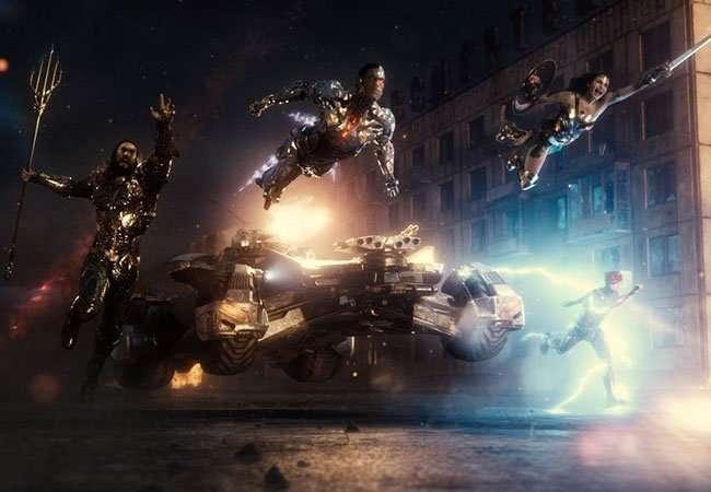 La Liga de la Justicia de Zack Snyder (01)