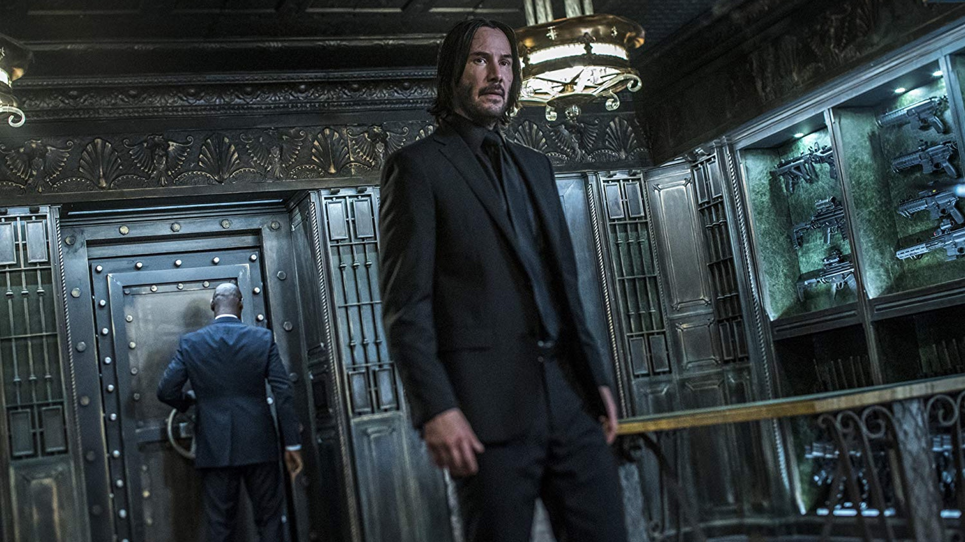 John Wick 5 Matrix Keanu Reeves