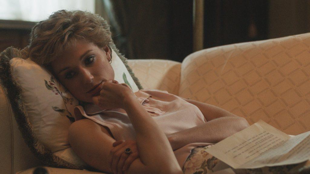 The Crown: nuevas imágenes de la nueva temporada con Diana