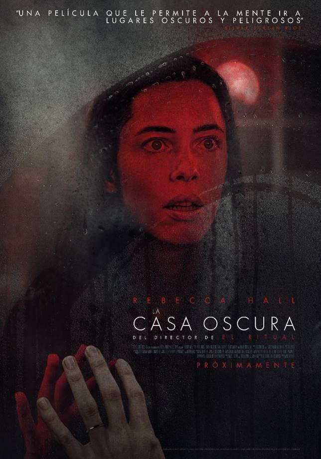 """""""La Casa Oscura"""" en el Cine Recite"""