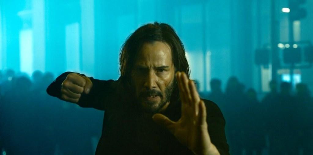 Warner presentó el tráiler de Matrix Resurrections