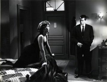 Gloria Grahame e Glenn Ford
