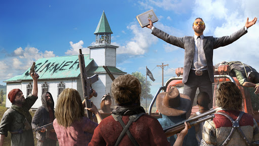 Trailer de lanzamiento de Far Cry 5.