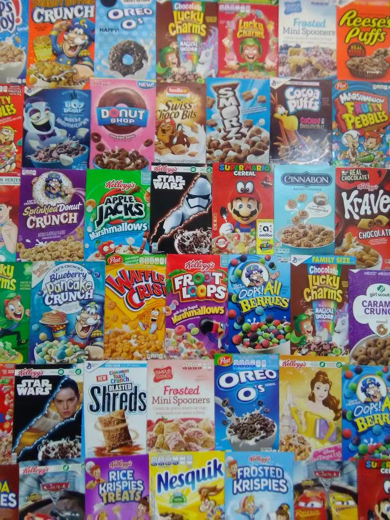 Estación Cereal