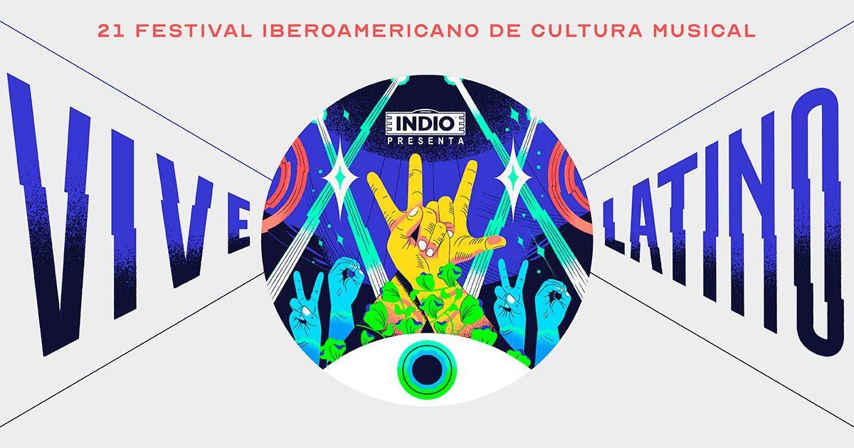 Vive Latino anuncia su Line Up por día