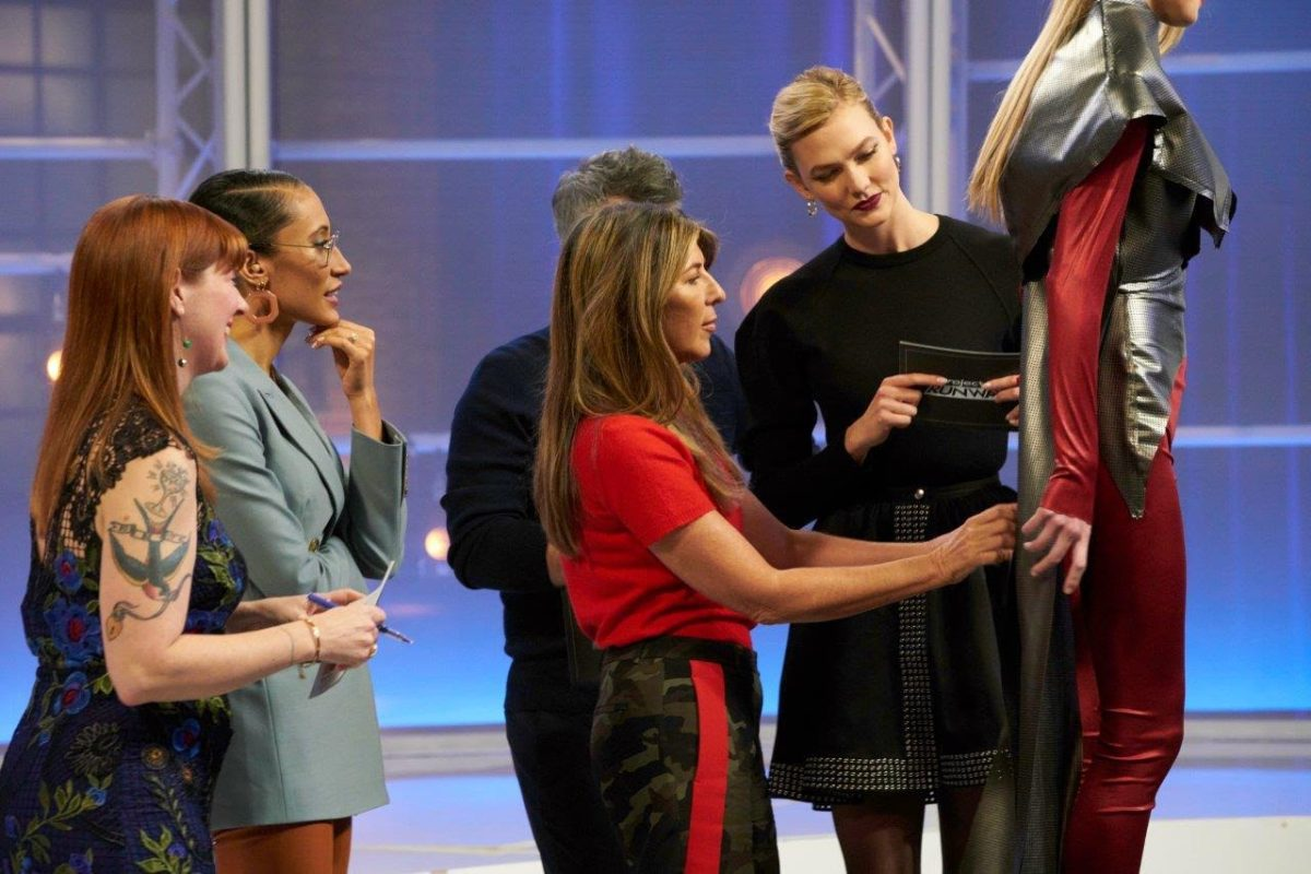 "LIFETIME ESTRENA NUEVA TEMPORADA DE ""PROJECT RUNWAY"""