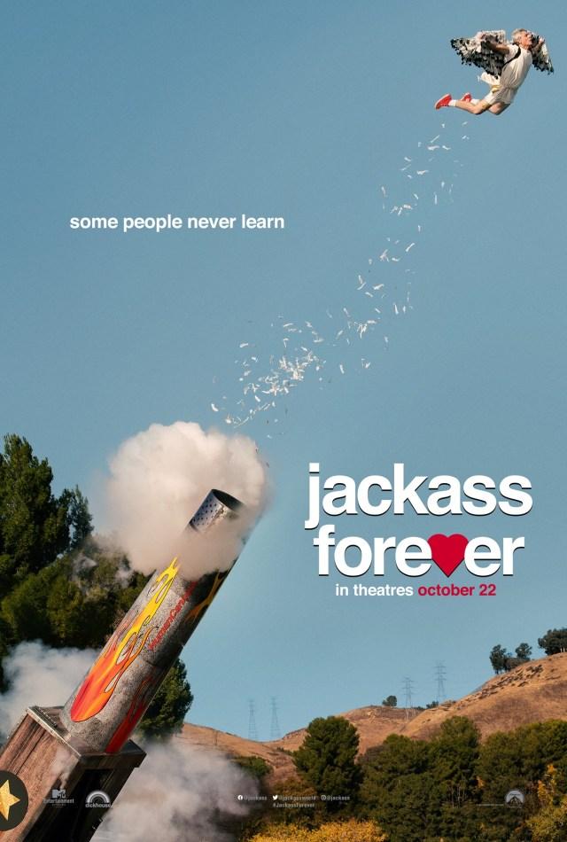 JACKASS POR SIEMPRE   ¡NUEVO TRAILER!