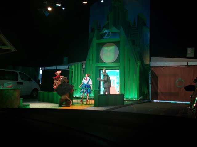 El Mago de Oz (Drive In)