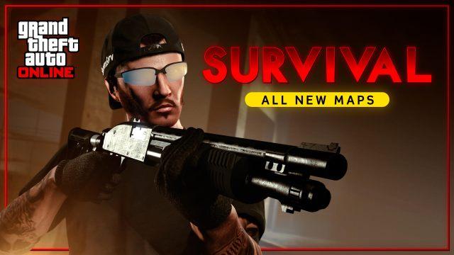 Nuevos mapas de supervivencia en GTA Online