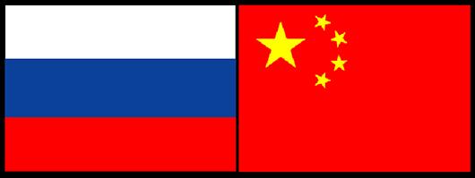 RussiaChina