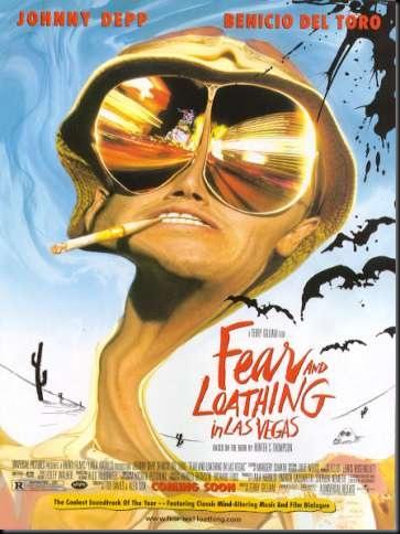Poster do filme Medo e Delírio