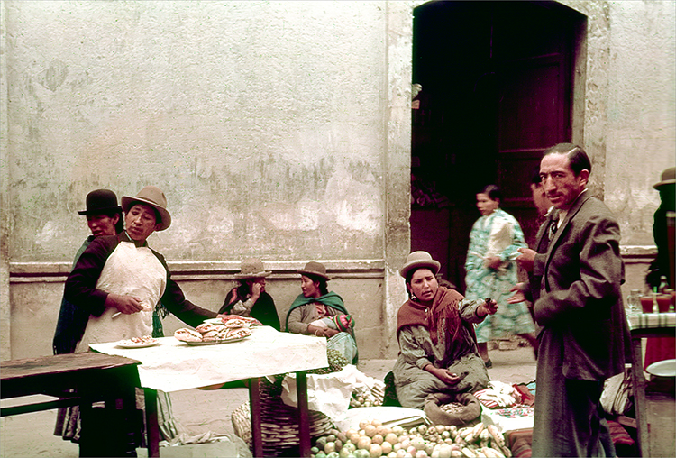CineNoche at Violet Crown Cinema: My Bolivia, Remembering What I Never Knew