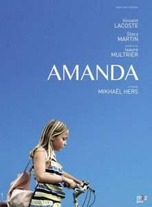 "Affiche du film ""Amanda"""