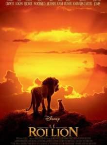 Affiche du film «Le Roi Lion»