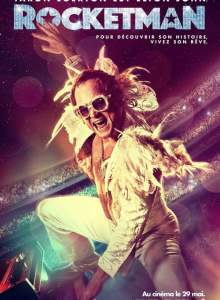 Affiche du film « Rocketman »