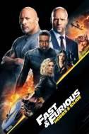 "Affiche du film ""Fast & Furious 8.5 Hobbs & Shaw"""