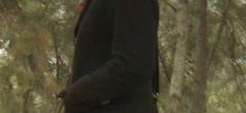 """Heidi Grunebaum in the Village under the Forest هايدي غرونباوم في """"القرية تحت الغابة""""."""