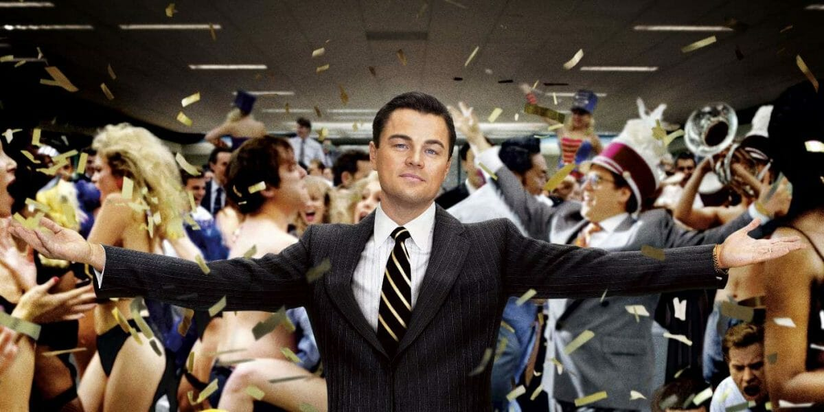 mame cinema THE WOLF OF WALL STREET