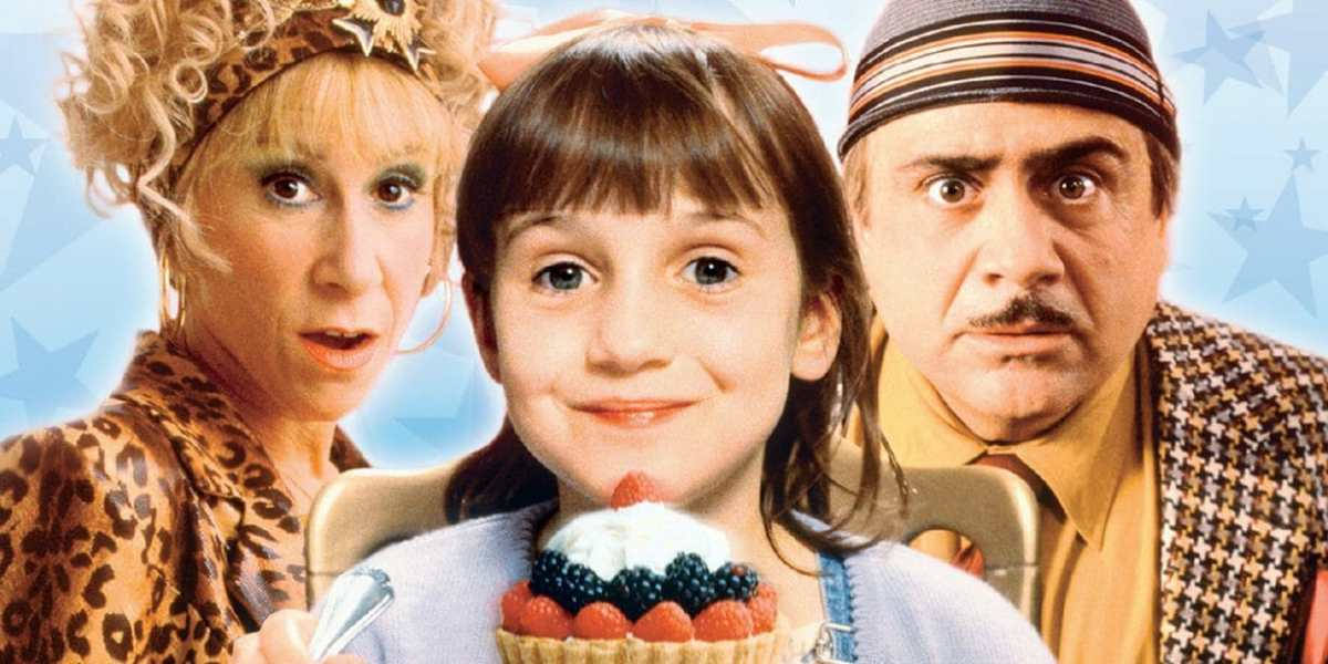 mame cinema MATILDA 6 MITICA - STASERA IN TV evidenza