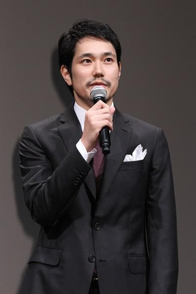 第29回 東京国際映画祭(TIFF) クロージング作品 「聖の青春」 舞台挨拶 松山ケンイチ