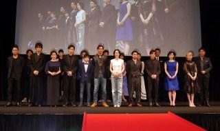 SSFF & ASIA 2017 オープニングセレモニー 「CINEMA FIGHTERS」フォトセッション