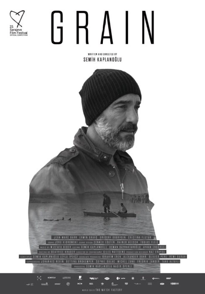 【画像】映画『グレイン』(原題:Buğday / 英題:Grain) ポスター