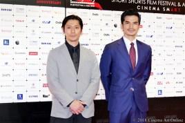 ショートショート フィルム フェステイバル & アジア 2018 (SSFF & ASIA 2018) アワードセレモニー