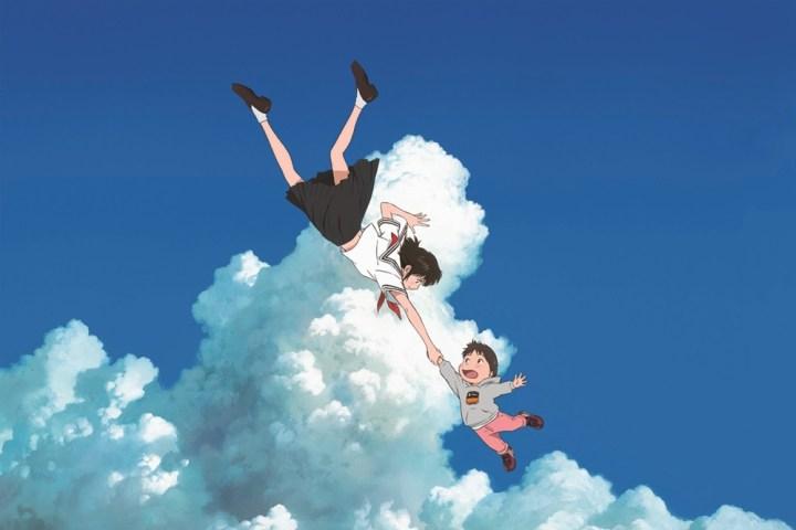 【画像】映画『未来のミライ』メインカット
