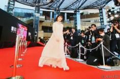 【写真】第31回 東京国際映画祭(TIFF)を振り返る (レッドカーペット 松岡茉優)