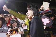 【写真】映画『サムライマラソン』レッドカーペット (小松菜奈)