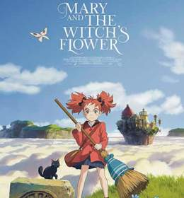 Download Filme Mary and the Witch's Flower Qualidade Hd