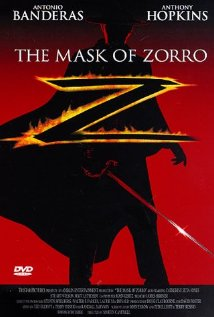 Poster do filme A Máscara do Zorro