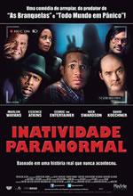 Poster do filme Inatividade Paranormal