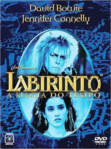 Poster do filme Labirinto - A Magia do Tempo