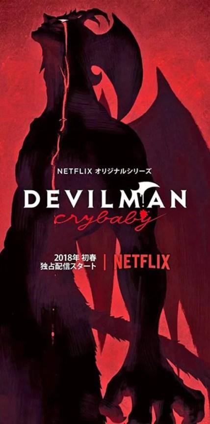 Devilman Crybaby 2018 Watch Order