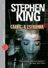 capa do livro: Carrie - A Estranha